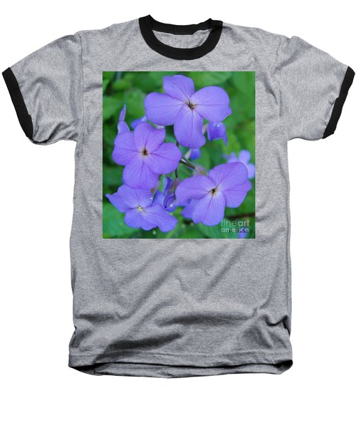 Baseball T-Shirt featuring the photograph Purple Passion by Sara  Raber
