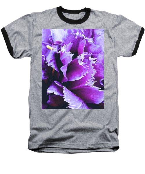 Purple Perfection Baseball T-Shirt