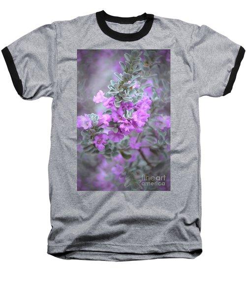 Purple Sage Baseball T-Shirt