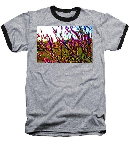 Purpleness Baseball T-Shirt