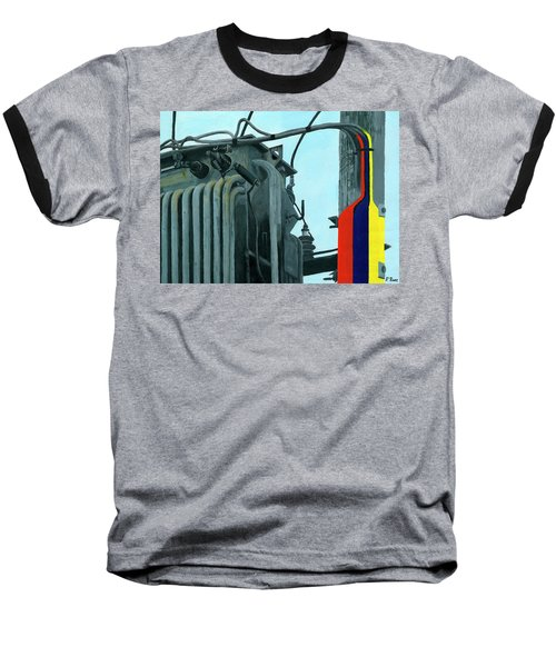 Pylon Baseball T-Shirt