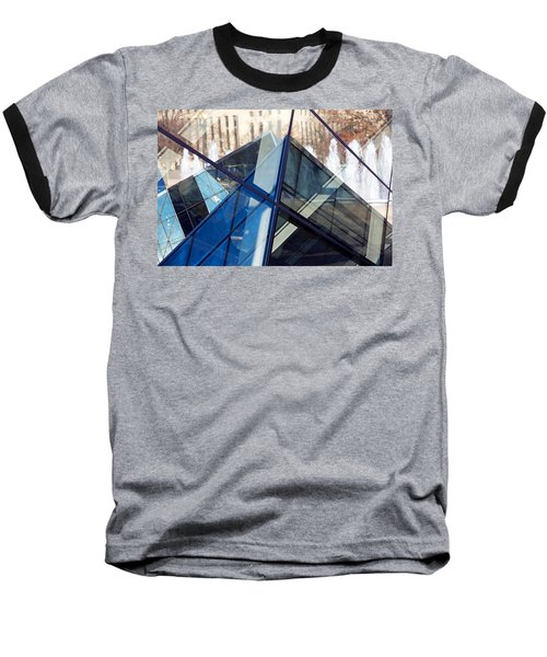 Pyramid Skylights Baseball T-Shirt