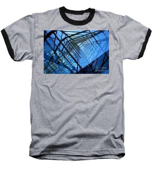 Quadrajunction Baseball T-Shirt
