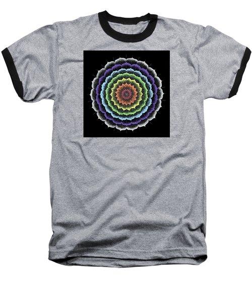 Quan Yin's Healing Baseball T-Shirt