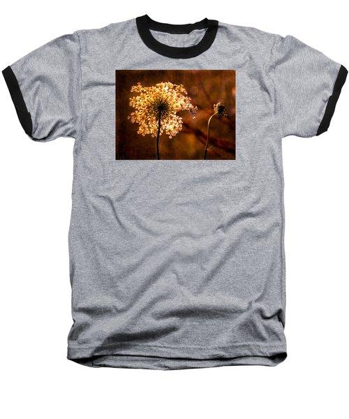 Queen Annes Lace Vintage Baseball T-Shirt