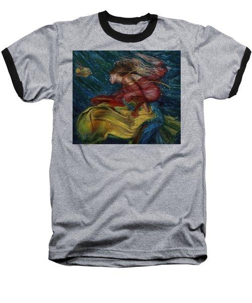 Queen Of The Angels Baseball T-Shirt