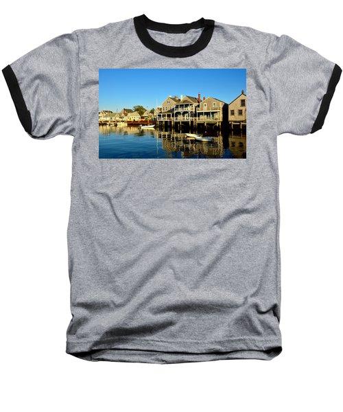 Quiet Harbor Baseball T-Shirt