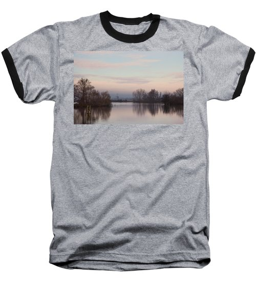 Quiet Morning Baseball T-Shirt