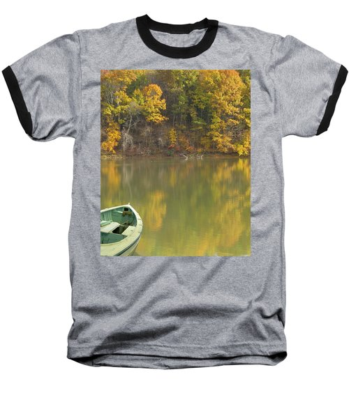 Quiet Pond Baseball T-Shirt