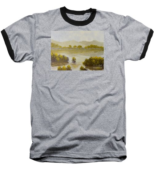 Quiet Reflections Baseball T-Shirt