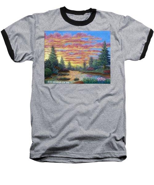 Quiet River Baseball T-Shirt