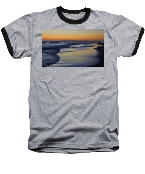 Baseball T-Shirt featuring the photograph Quiet by Tammy Espino