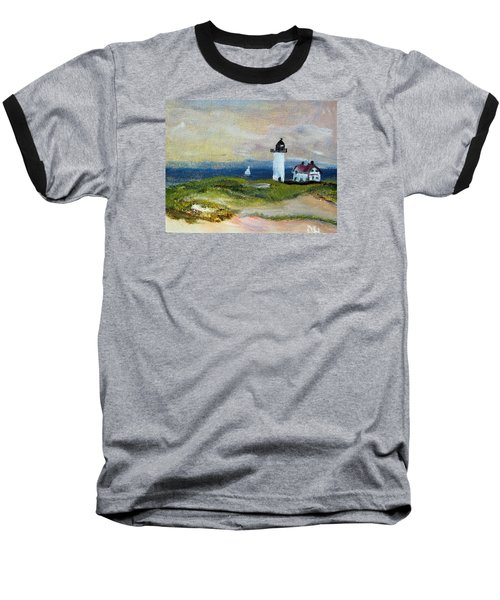 Race Point Light Baseball T-Shirt