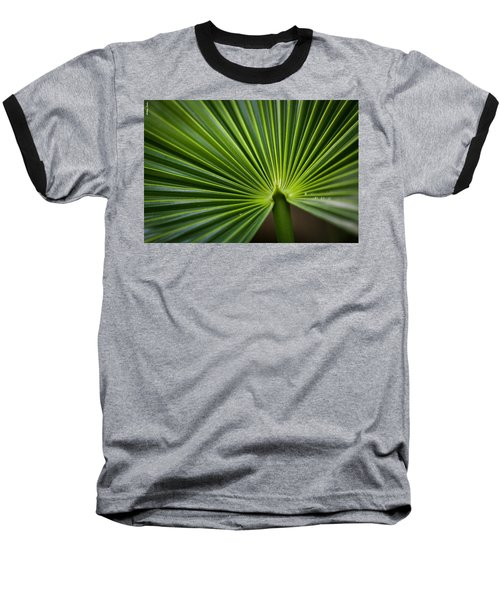 Radial Greens Baseball T-Shirt