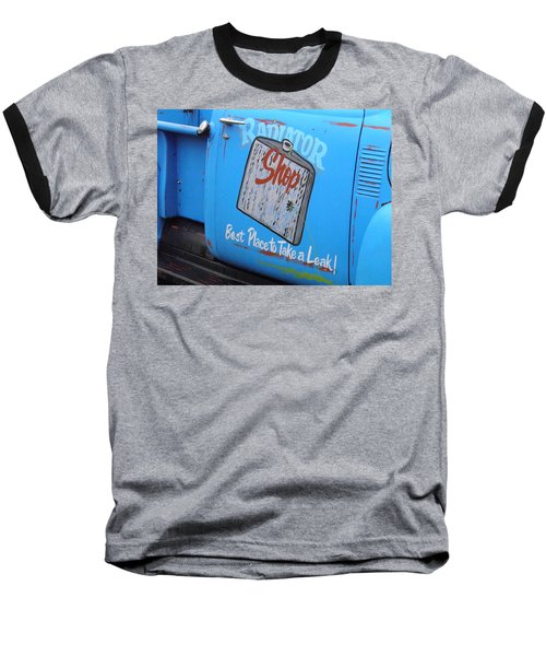 Radiator Shop Baseball T-Shirt