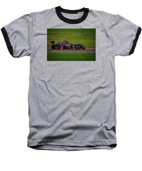 Baseball T-Shirt featuring the photograph Radical Sr3 by Mike Martin