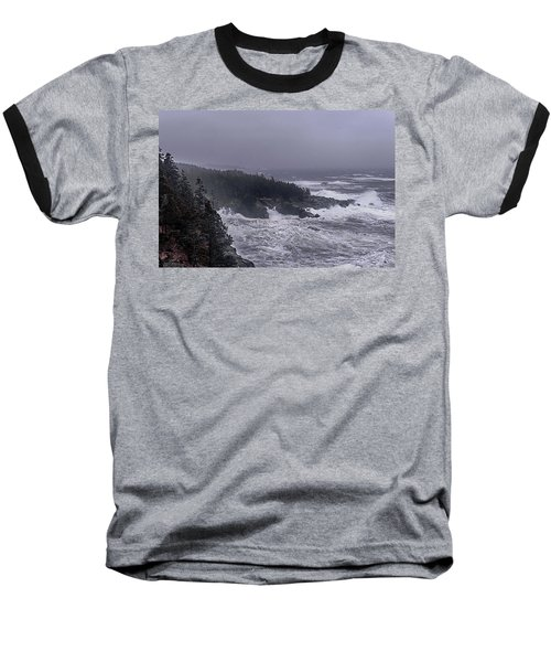 Raging Fury At Quoddy Baseball T-Shirt