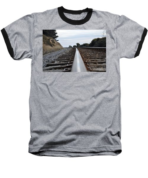 Rail Rode Baseball T-Shirt