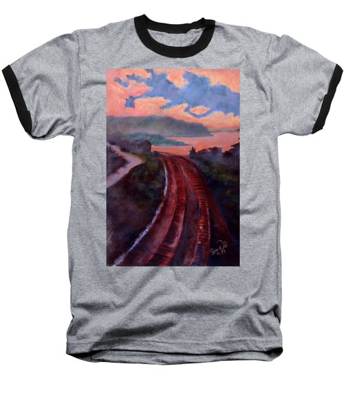 Railroad Baseball T-Shirt