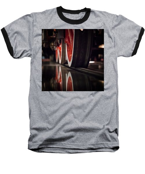 Railway Baseball T-Shirt
