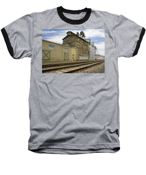 Railway Mill Baseball T-Shirt