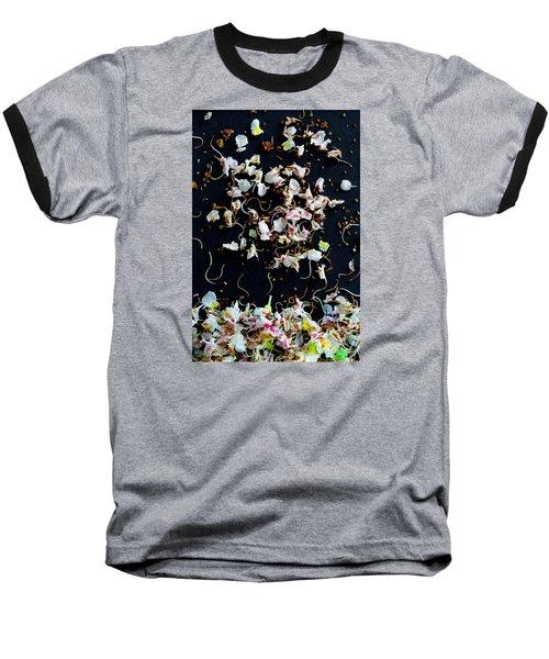 Rain Of Petals Baseball T-Shirt