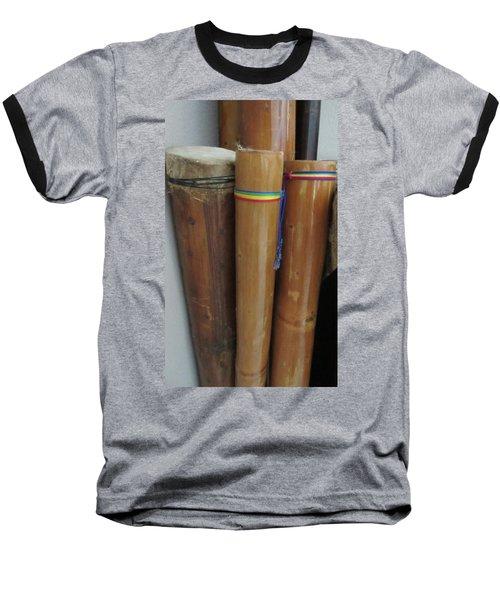 Rain Sticks Baseball T-Shirt