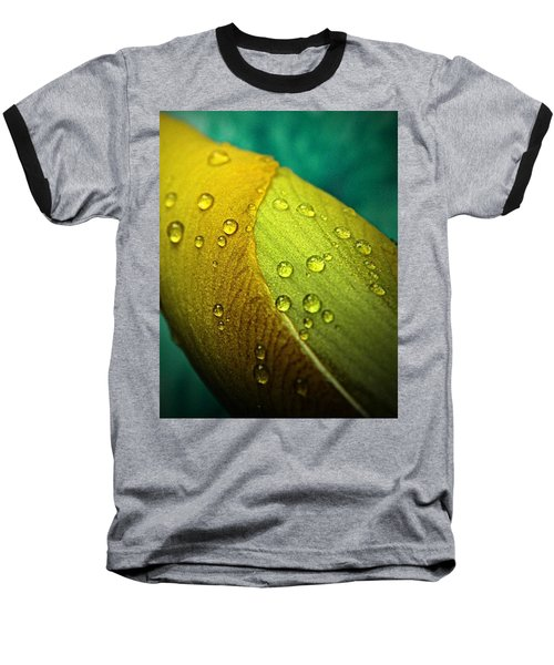 Rain Wrapped Baseball T-Shirt