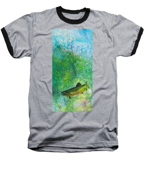 Rainbow Environment Baseball T-Shirt