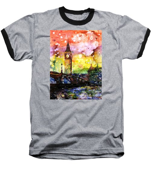 Rainbow Of Fruit Flavors Baseball T-Shirt