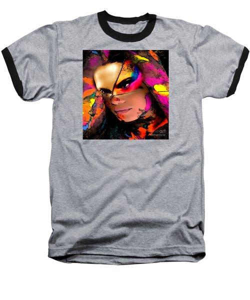 Rainbows Baseball T-Shirt
