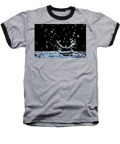Raindrop Baseball T-Shirt