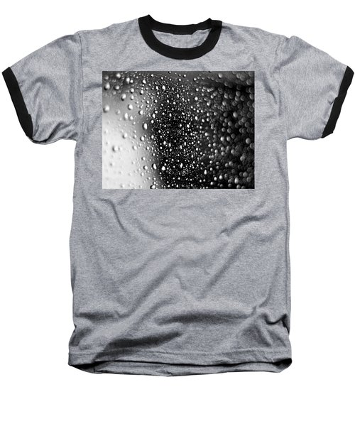 Raindrops Baseball T-Shirt
