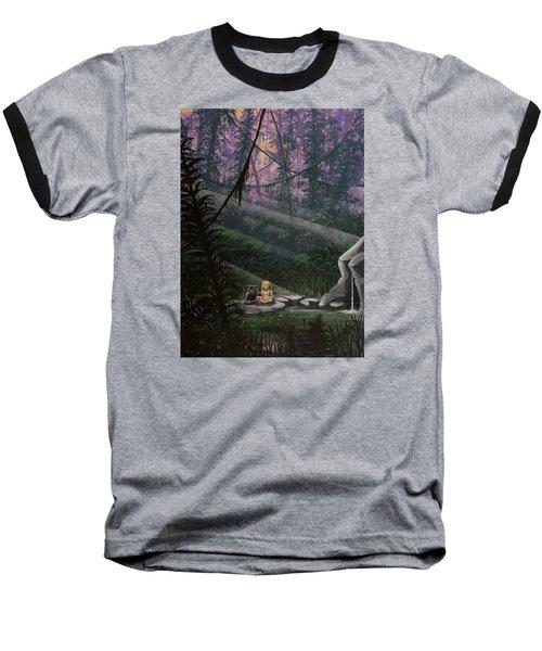 Rainforest Mysteries Baseball T-Shirt