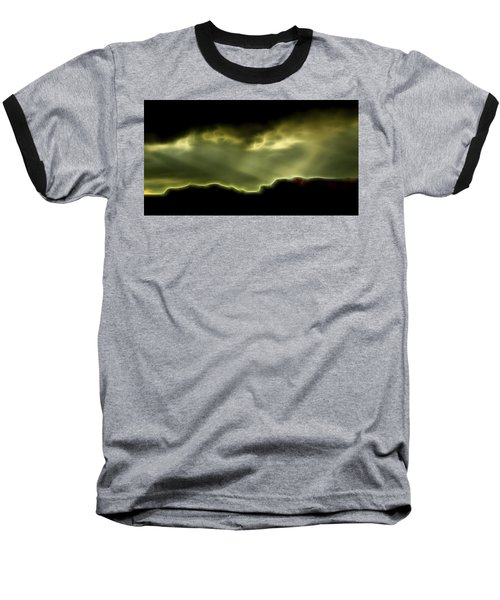 Rainlight 1 Baseball T-Shirt