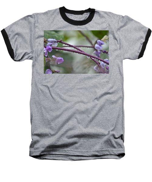 Rainy Day 3 Baseball T-Shirt