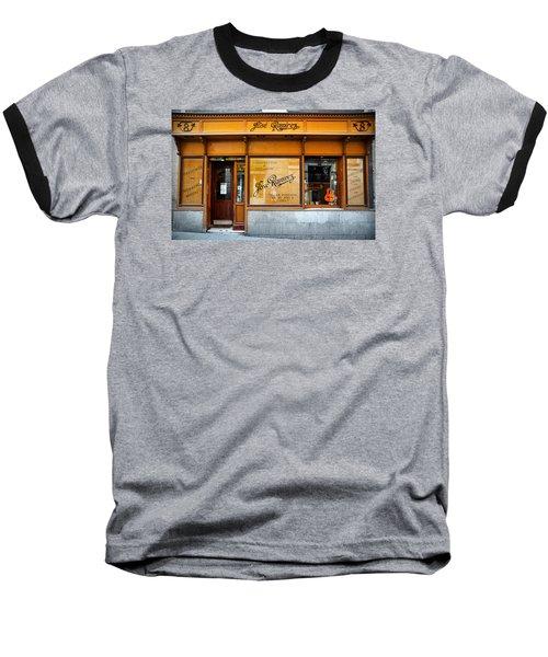 Ramirez Guitars Workshop Baseball T-Shirt
