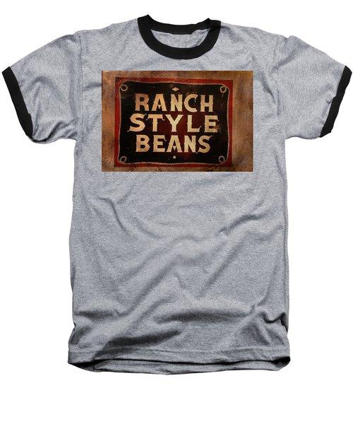 Ranch Style Beans Baseball T-Shirt