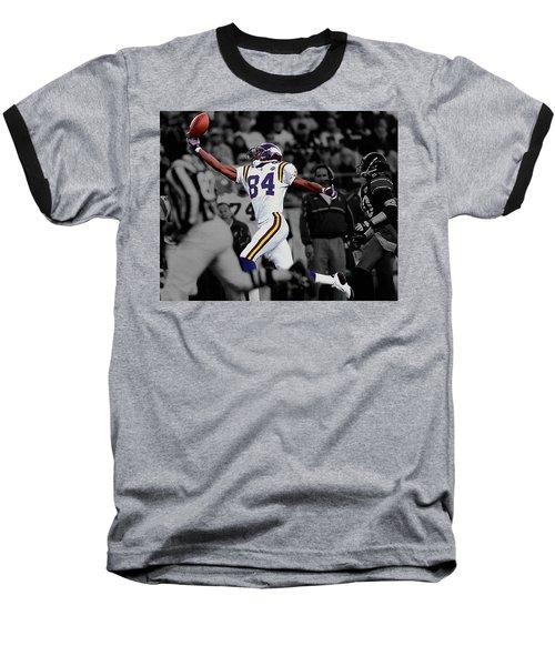 Randy Moss Baseball T-Shirt