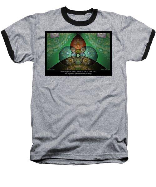 Ransom Baseball T-Shirt