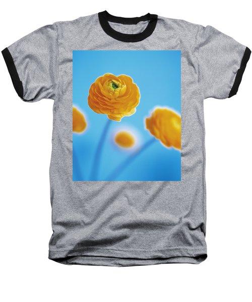 Baseball T-Shirt featuring the photograph Ranunculus by Lana Enderle