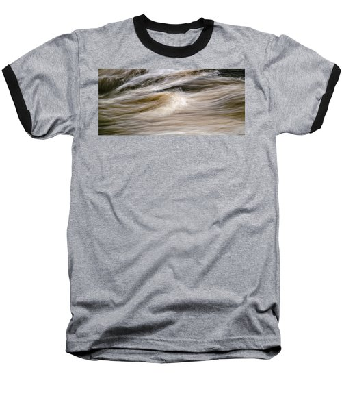 Baseball T-Shirt featuring the photograph Rapids by Marty Saccone