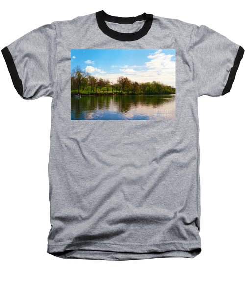 Rappahannock River I Baseball T-Shirt