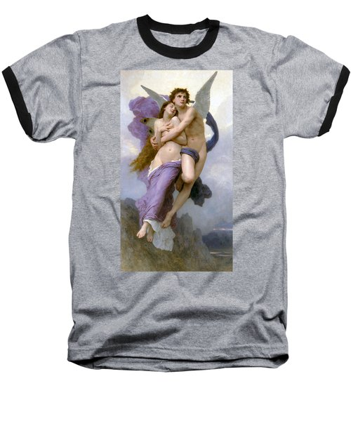 Rapture Of Psyche  Baseball T-Shirt