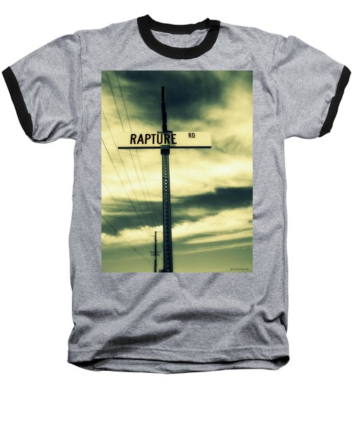 Rapture Road Baseball T-Shirt