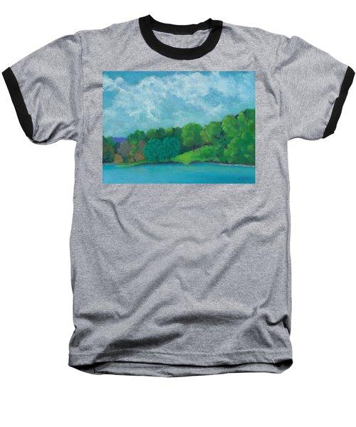 Raquel's Morning Walk Baseball T-Shirt