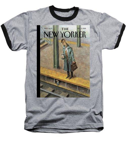 Rat Race Baseball T-Shirt