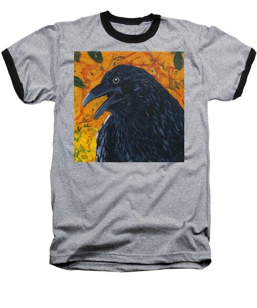 Raven Festival Baseball T-Shirt