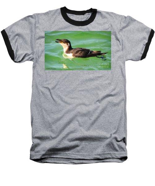 Razorbill In Florida Baseball T-Shirt