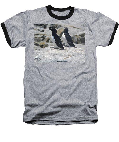 Razorbills 2 Baseball T-Shirt